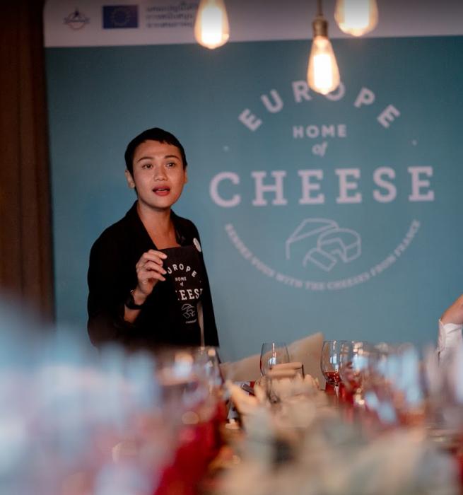 Europe Home Of Cheese Scarlett