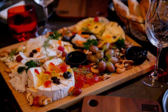 Europe Home Of Cheese@Scarlett Wine Bar & Restaurant