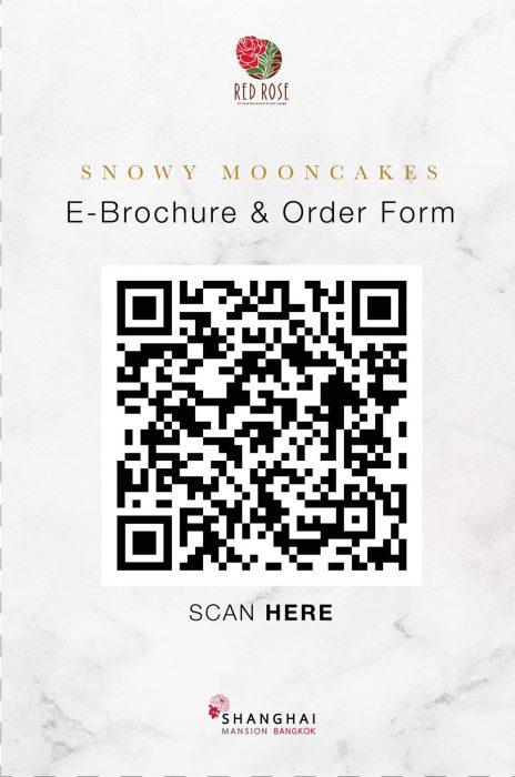 Snowy Mooncake Shanghai Mansion Bangkok 2020
