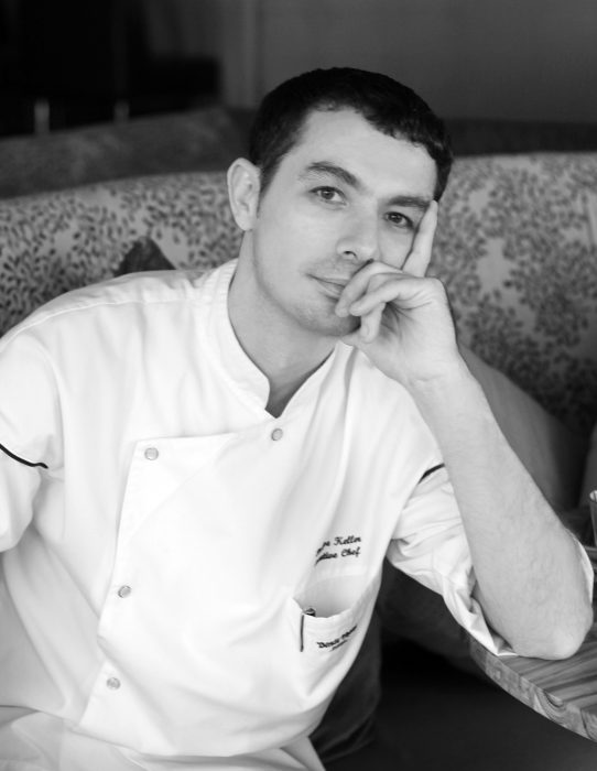 chef Philippe Keller Centara Grand Ladprao Dining Series