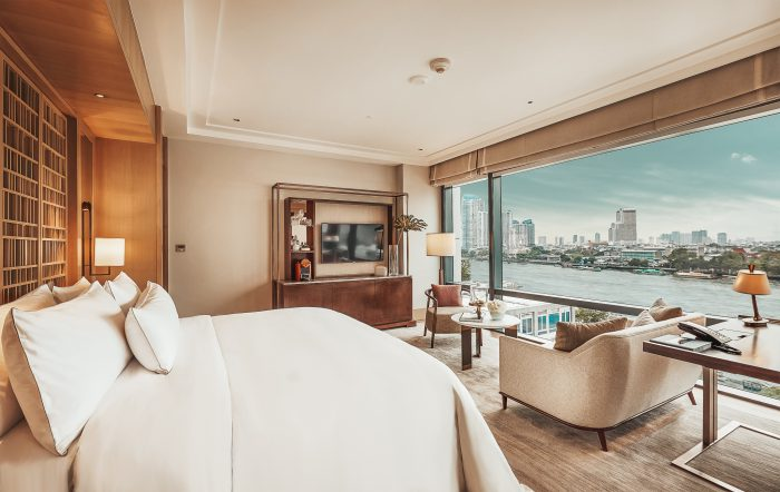 Capella Bangkok - Riverfront Premier