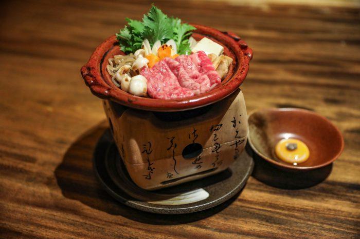 KAGOSHIMA WAGYU - sukiyaki