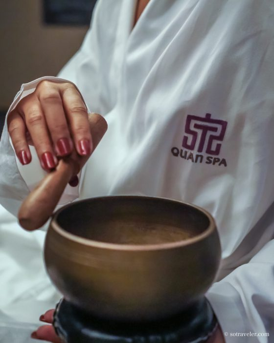 Quan Spa Experience at Bangkok Marriott Marquis Queen's Park