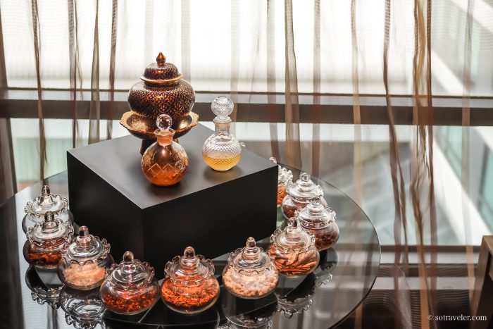 Quan Spa Experience at Bangkok Marriott Marquis Queen's Park