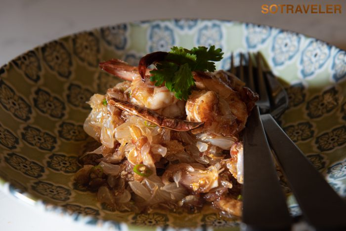 Tr.EAT by Saneh Jaan Thai restaurant Sindhorn Midtown Hotel Bangkok