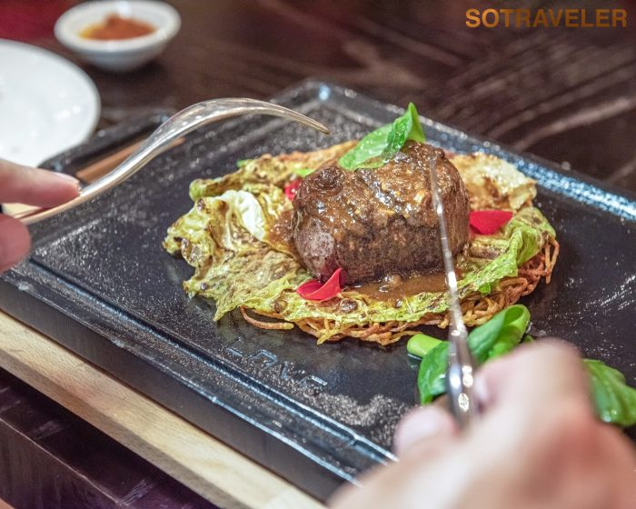 Volti Italian Restaurant Shangri-La Hotel, Bangkok