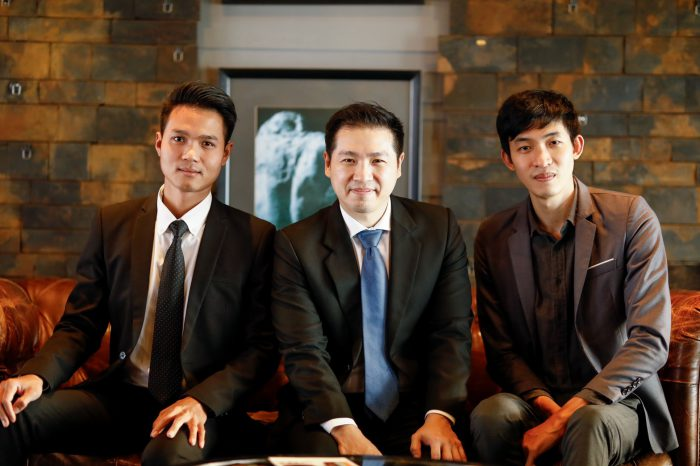 Final Candidates Thailand Best Sommelier Competition in French Wines