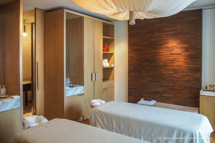 I.Sawan Residential Spa & Club - Grand Hyatt Erawan Bangkok