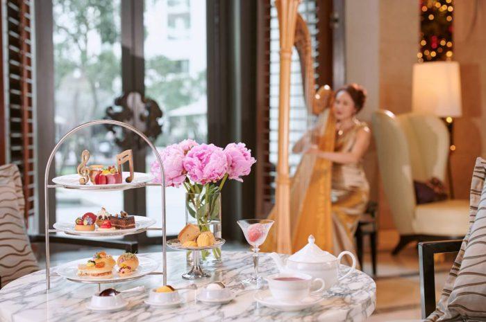 Afternoon Tea At Kempinski Solo Harp Edition
