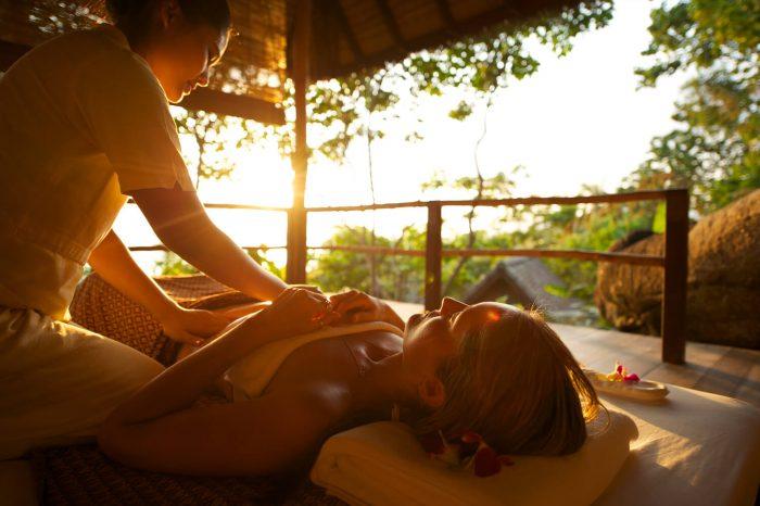 Kamalaya Koh Samui Chi Nei Tsang Massage