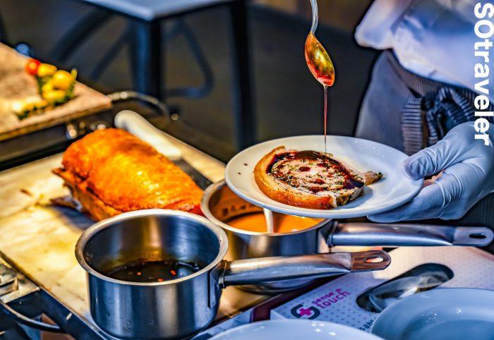 Sunday BBQ Brunch Volti Shangri-La Bangkok