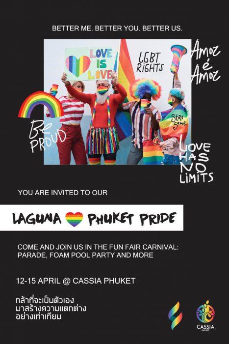 Cassia Phuket Laguna Phuket Pride