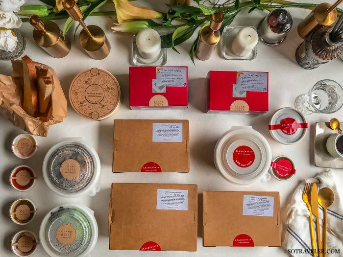 Hyatt Erawan Shop Delivery