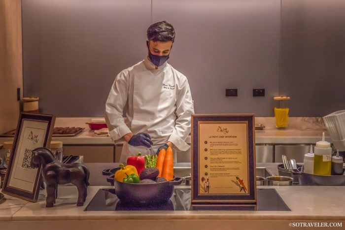 Le Petit Chef 2021 Park Hyatt Bangkok How to Become the World's Greatest Chef