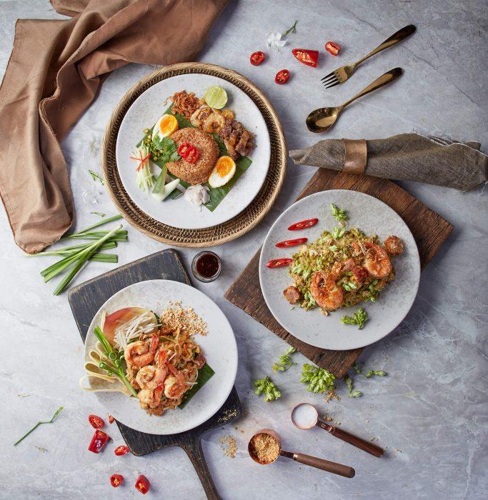 Sindhorn Kempinski Food Delivery