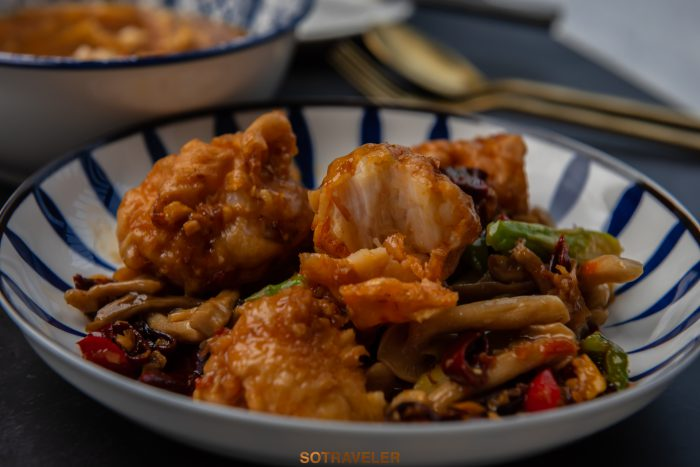 Food Delivery Bangkok Marriott Marquis Pagoda Chinese Restaurant