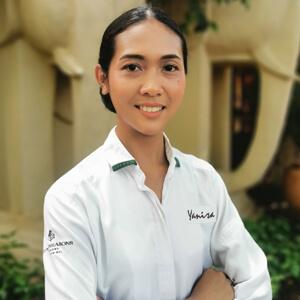YANISA WIANGNON Pastry Chef Four Seasons Resort Chiang Mai