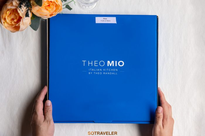 theo mio intercontinental bangkok takeaway delivery
