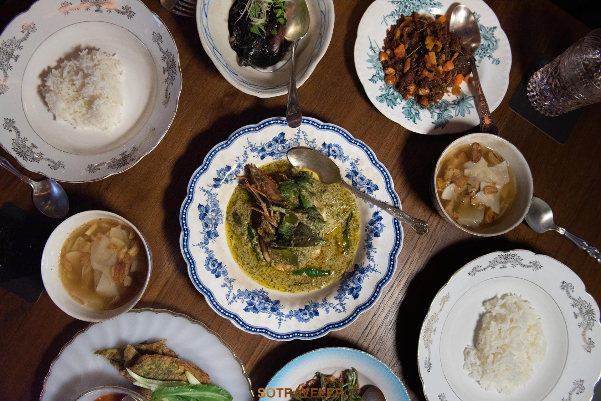 Aksorn Bangkok Chef David Thompson
