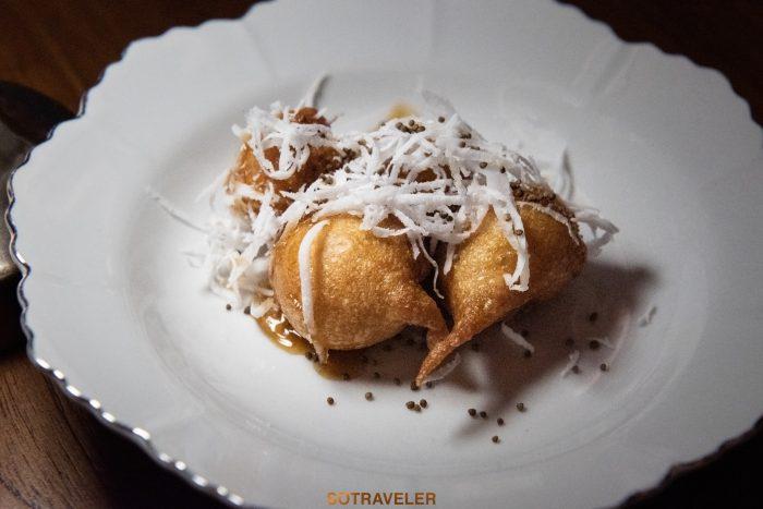 ทองพลุ Aksorn Bangkok Chef David Thompson