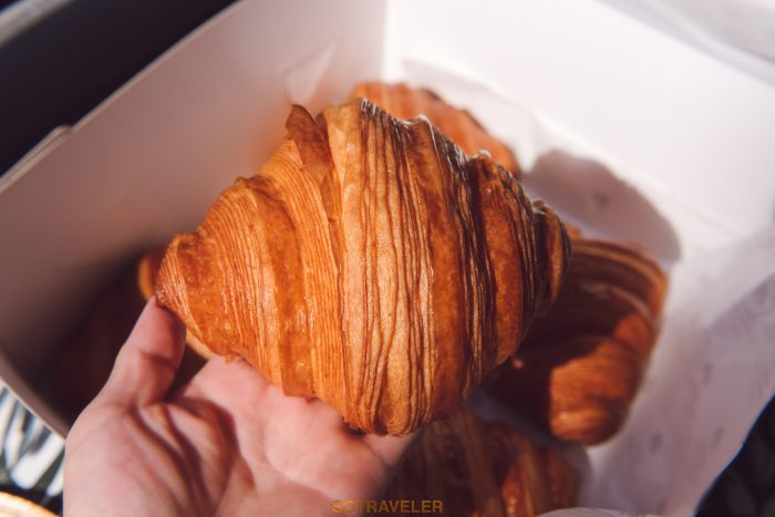 Croissant Food Delivery Sindhorn Kempinski