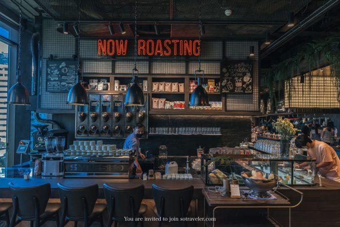 Breakfast Kimpton Maa-lai Review