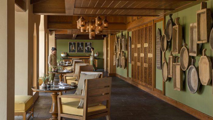 SEAFOOD SUNDAYS RETURN TO Khao by Four Seasons Resort Chiang Mai