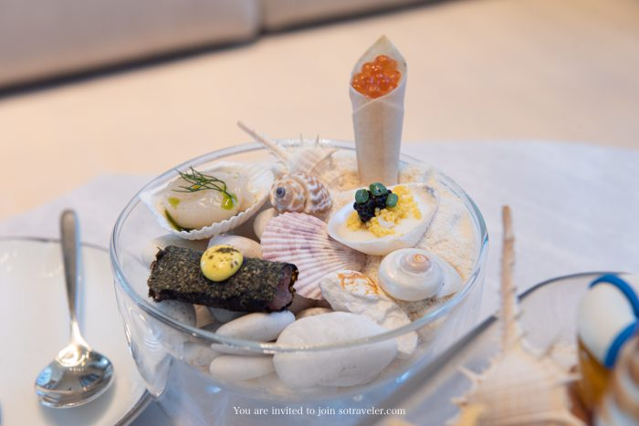 Summer Afternoon Tea 2021 Park Hyatt Bangkok Chef Kevin Lee