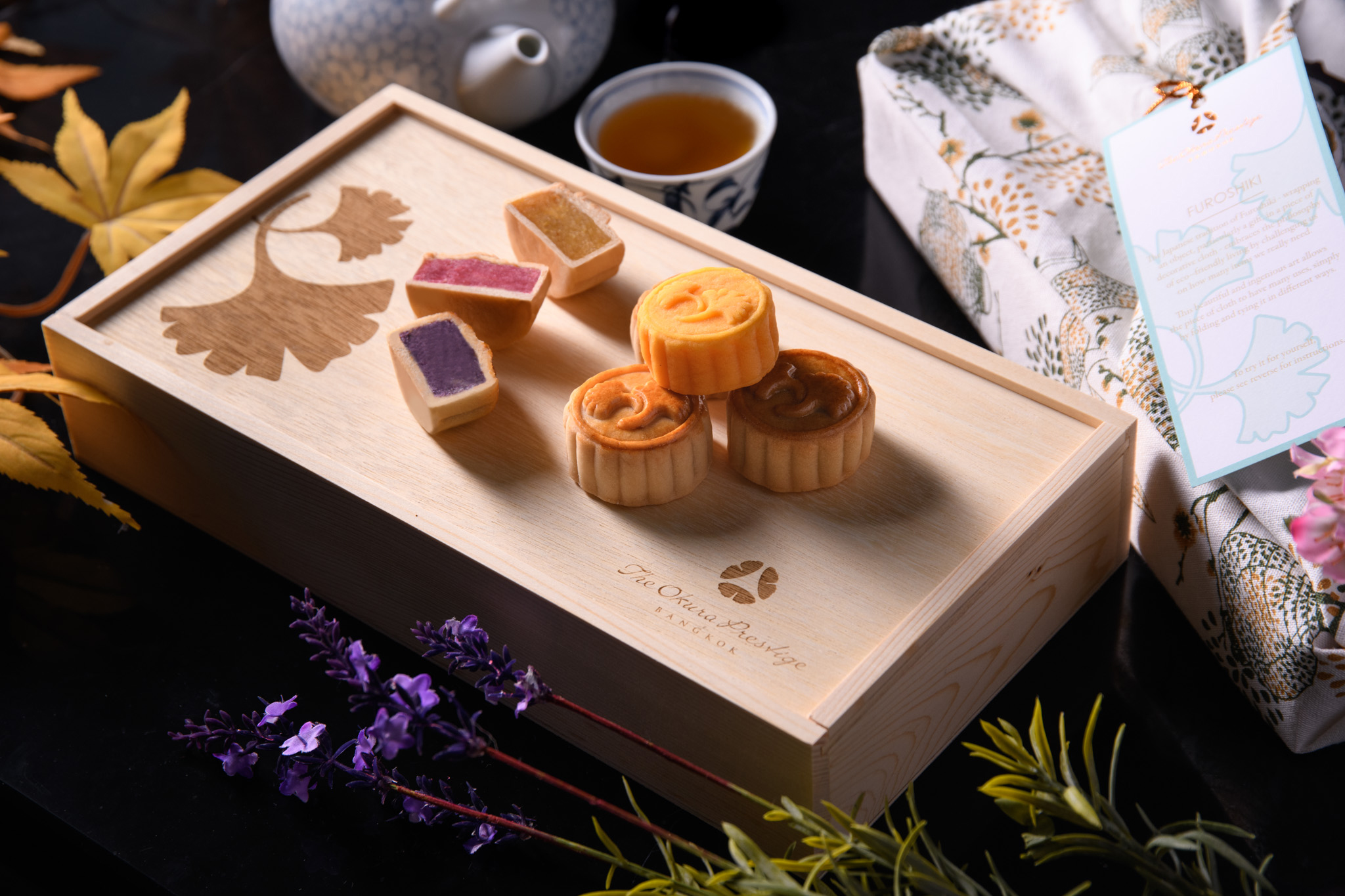 The Okura Prestige Bangkok Mooncakes 2021