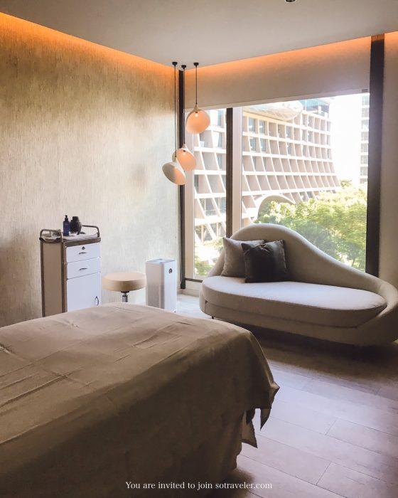 amaranth spa by HARNN Kimpton Maa-lai Review