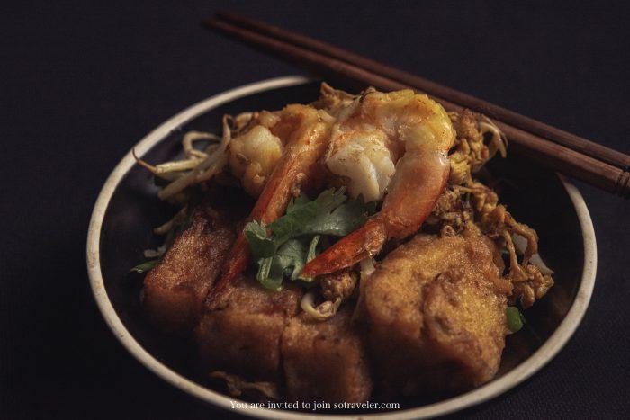 ขนมผักกาดกุ้ง Montien Surawong Delivery Menu