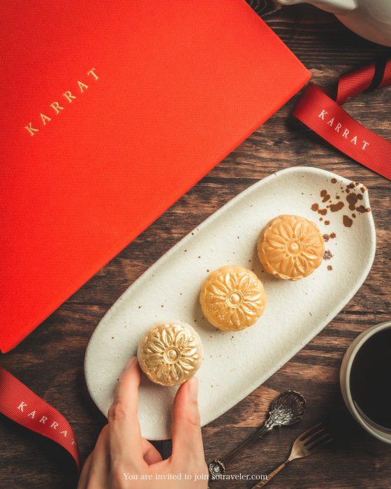 KARRAT Luxurious Mooncakes 2021 ขนมไหว้พระจันทร์หรู