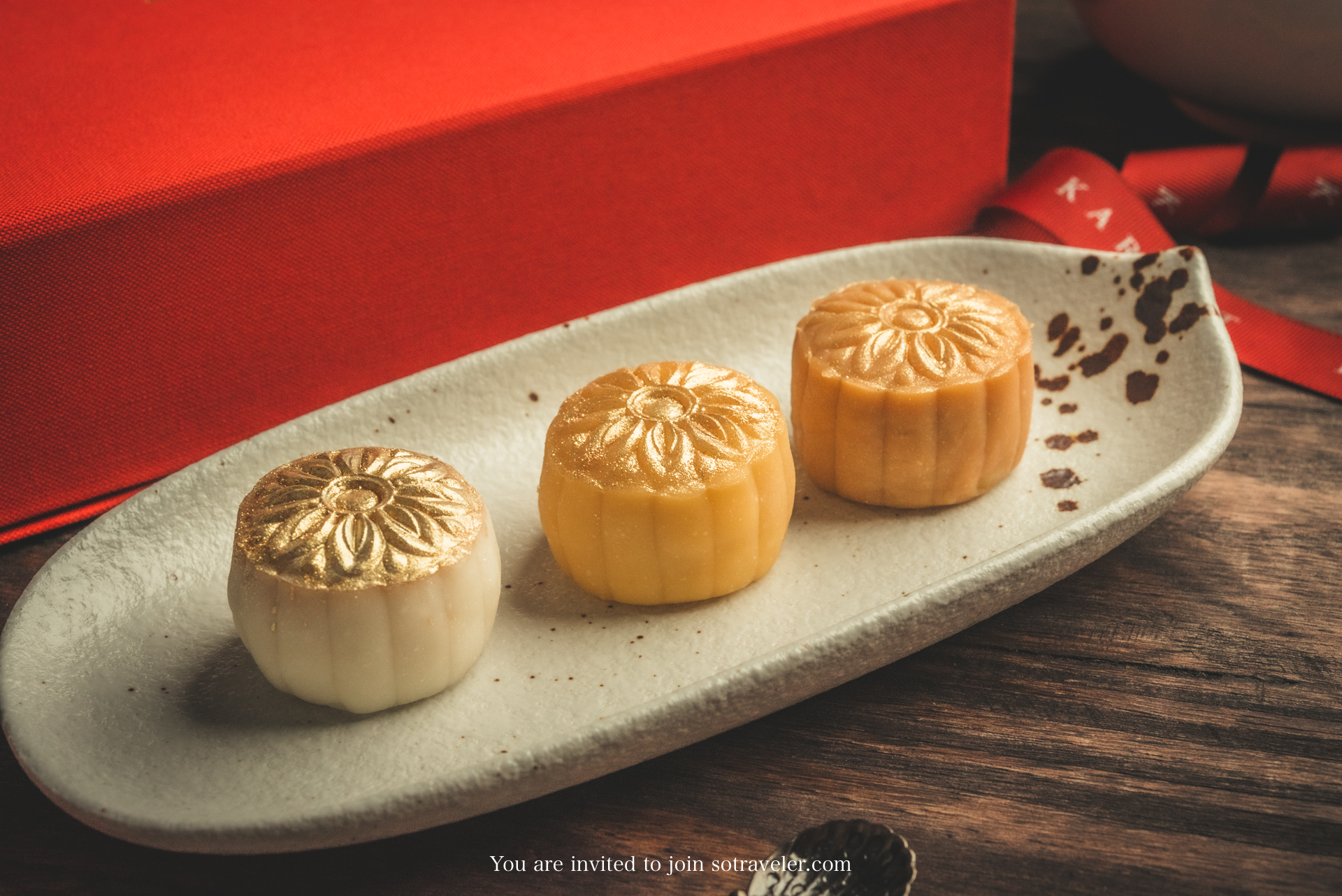 KARRAT's luxurious mooncake