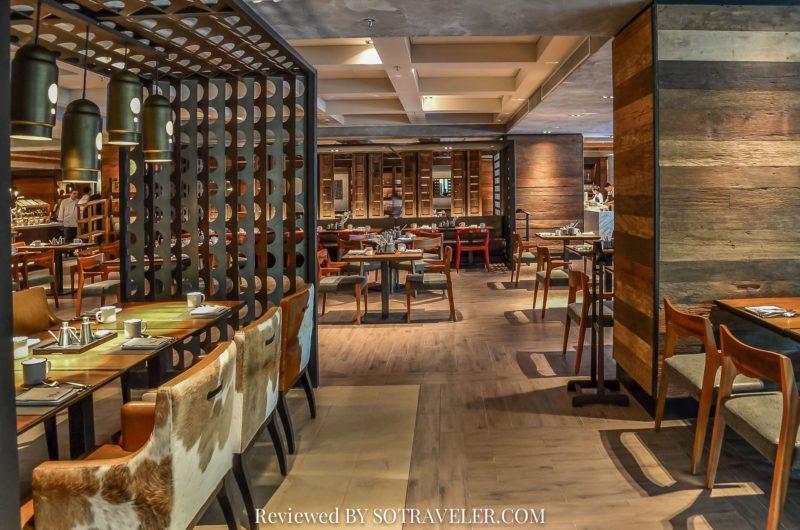 โกจิ คิทเช่น แอนด์บาร์ (Goji Kitchen & Bar) Design