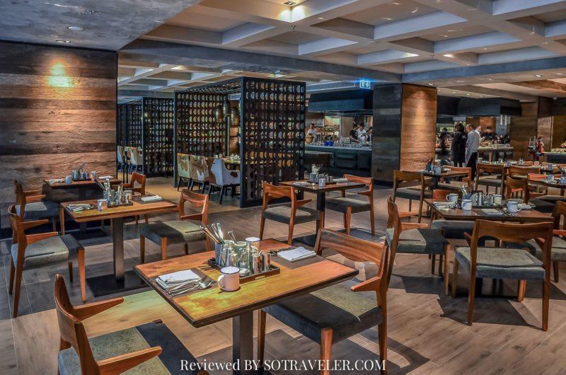 โกจิ คิทเช่น แอนด์บาร์ (Goji Kitchen & Bar) บรรยากาศ