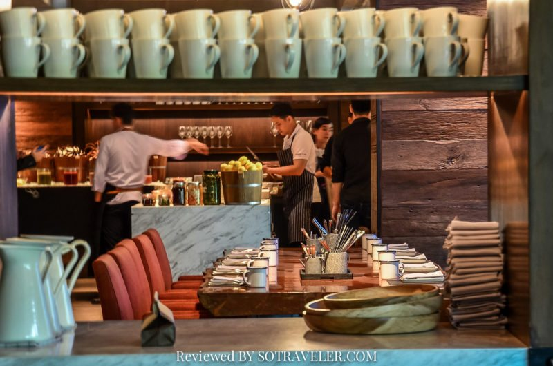 โกจิ คิทเช่น แอนด์บาร์ (Goji Kitchen & Bar) Ready