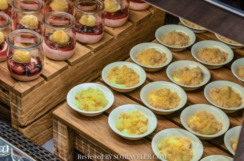 โกจิ คิทเช่น แอนด์บาร์ (Goji Kitchen & Bar) ขนมอร่อยดี