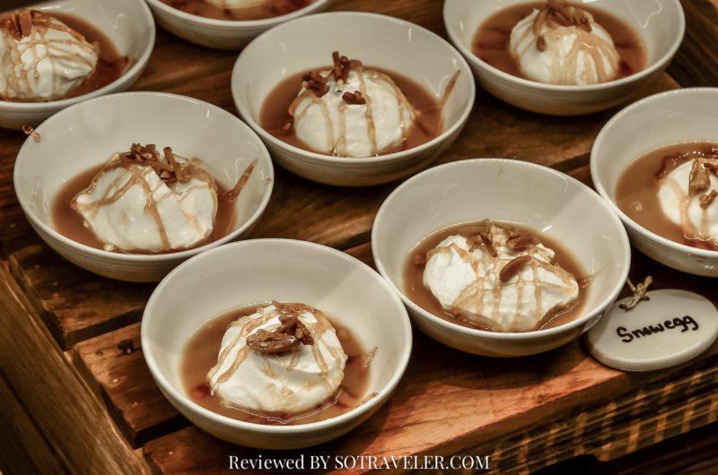 โกจิ คิทเช่น แอนด์บาร์ (Goji Kitchen & Bar) Snew Cream