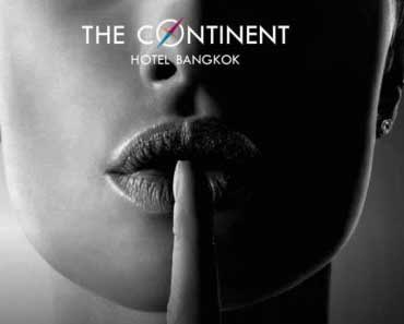 Shhhh! By the Continent