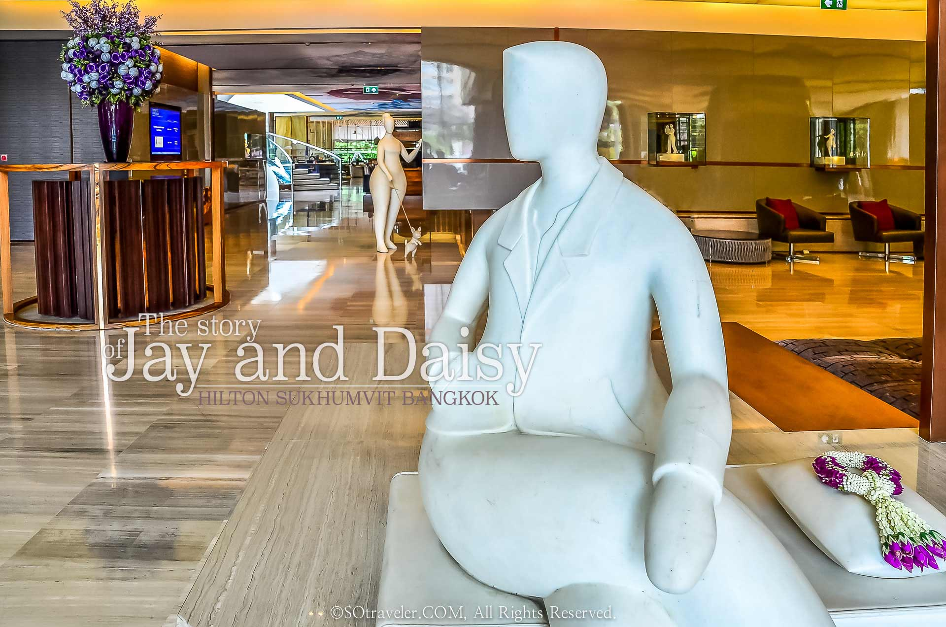 Review Hilton Sukhumvit Bangkok