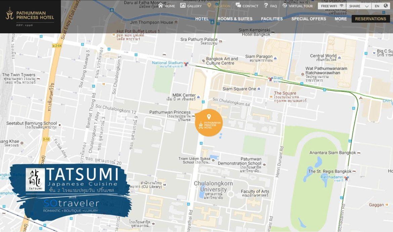 TatsumiBangkok-Pathumwan-SOtraveler-Map