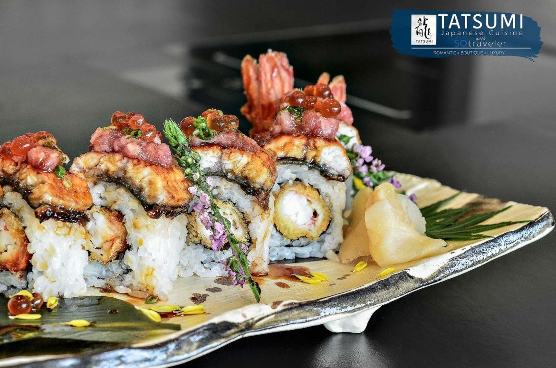 TATSUMI Bangkok Japanese Cuisine