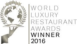 World Luxury Restaurant Awards - Winner